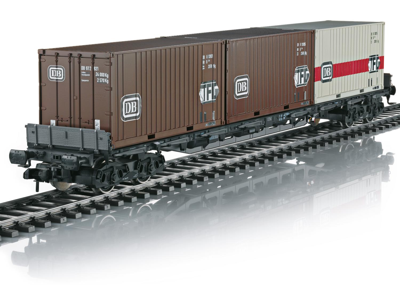Mehrzweck-Container-Tragwagen Sgjs 716