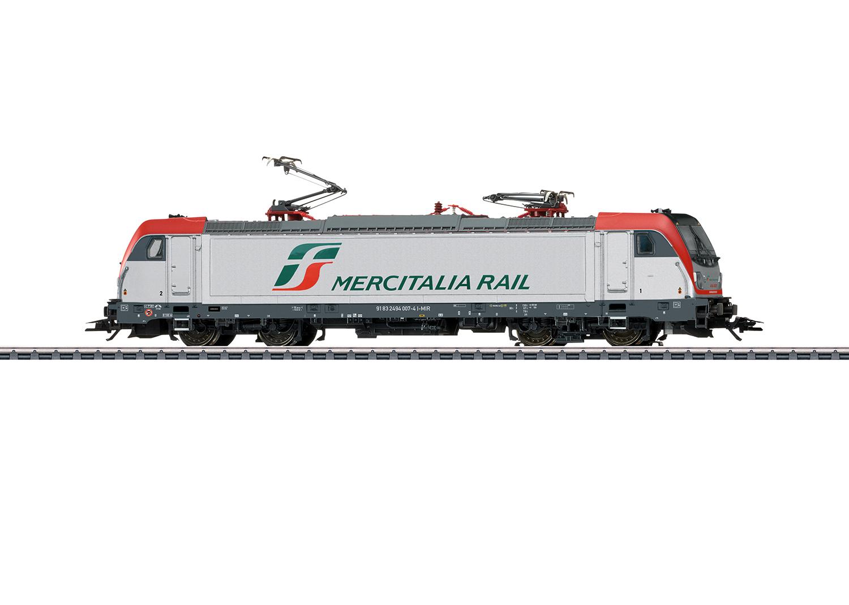 Class 494 Electric Locomotive