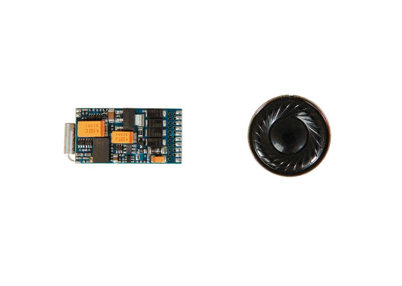 mfx-Hochleistungselektronik mit Geräuschgenerator.