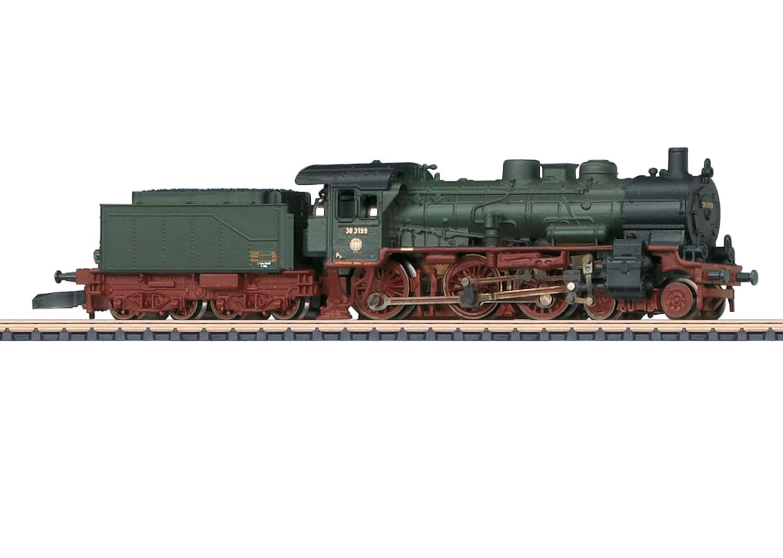 Stoomlocomotief serie 38 3199 SEH