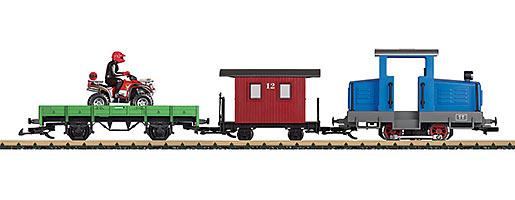 Toytrain Großbahn Starter Set, 230 Volt