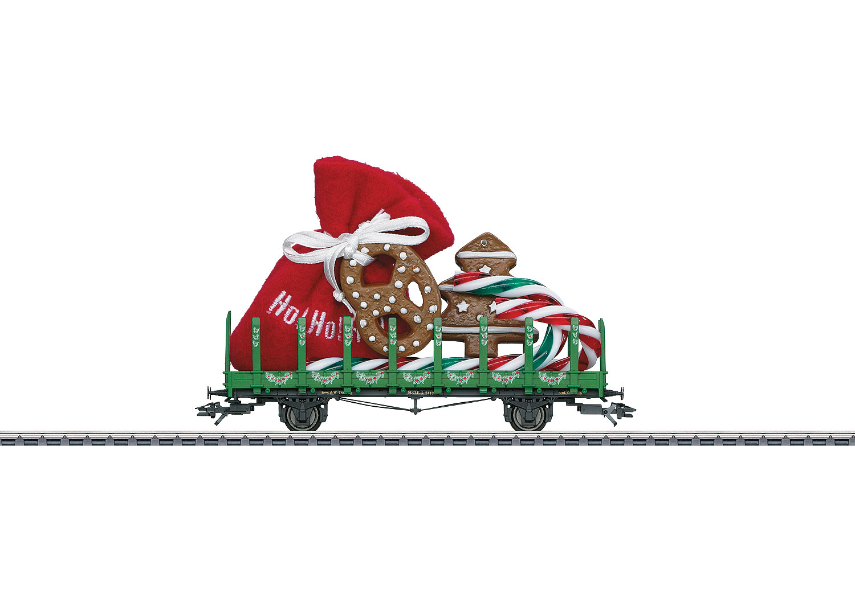 H0 Christmas Car for 2016