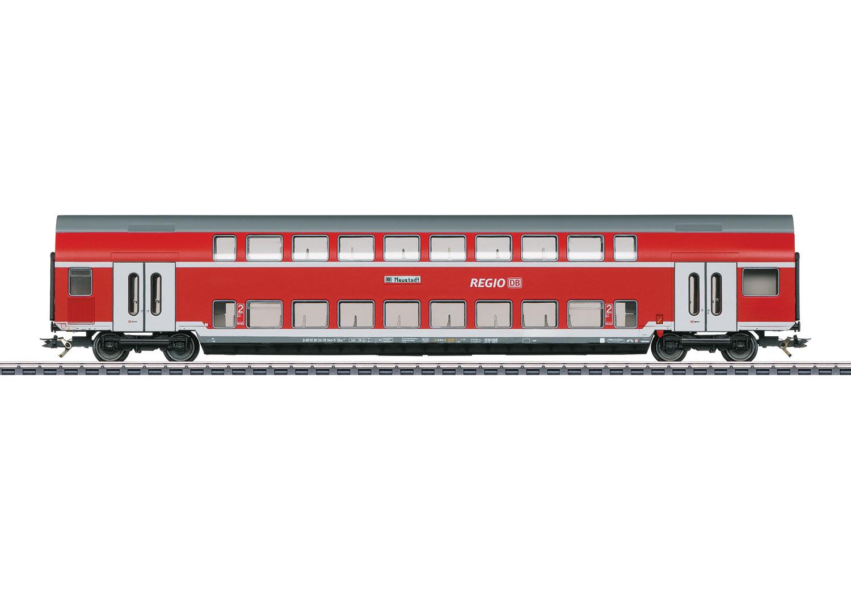 """Doppelstock-Ergänzungswagen """"Regio DB"""""""