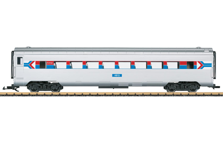 Amtrak Coach Passenger Car
