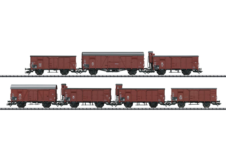 Type G 10 Freight Car Set