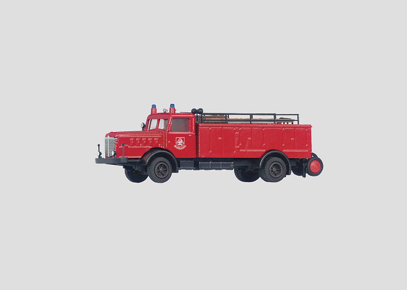 Fire Department Vehicle.