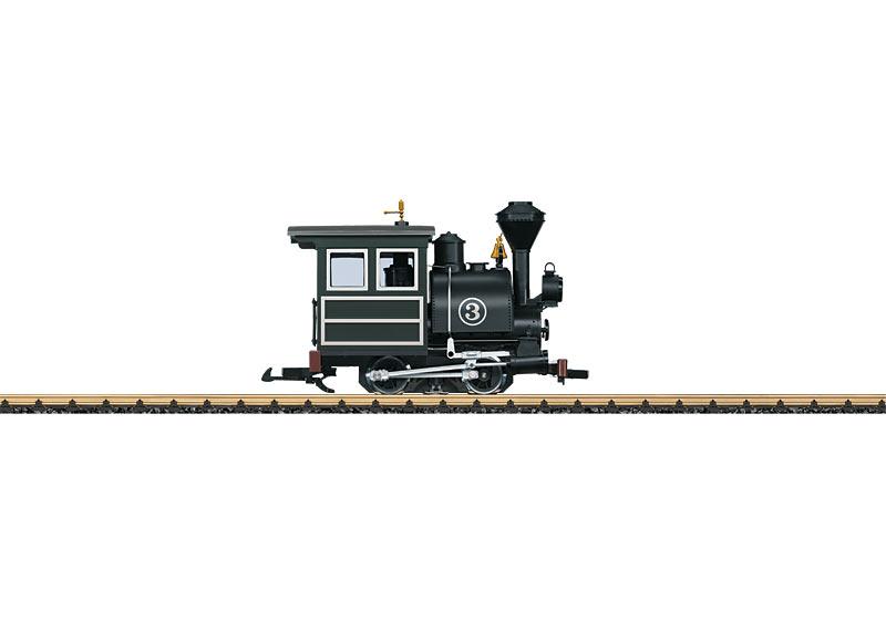 Porter-Dampflokomotive