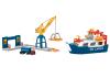 Märklin my world - Frachtschiff und Hafenkran