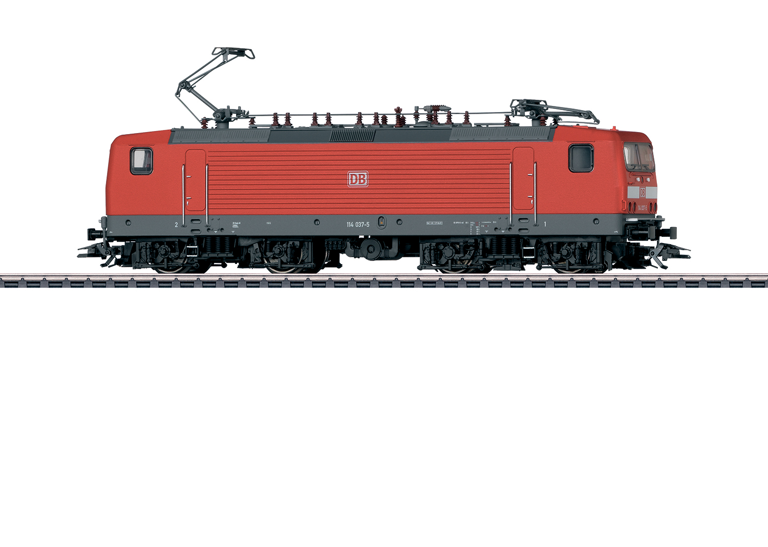 Class 114 Electric Locomotive