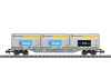 Type Sgnss Container Flat Car