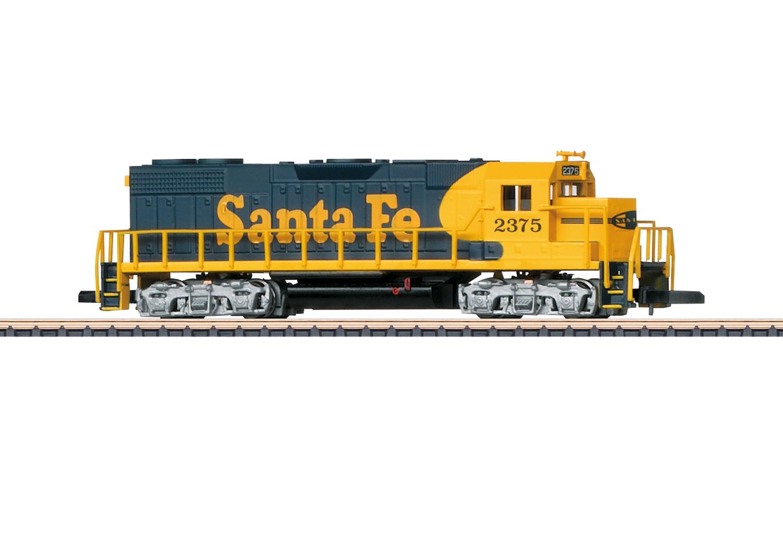 Dieselelektrische Lokomotive GP 38-2
