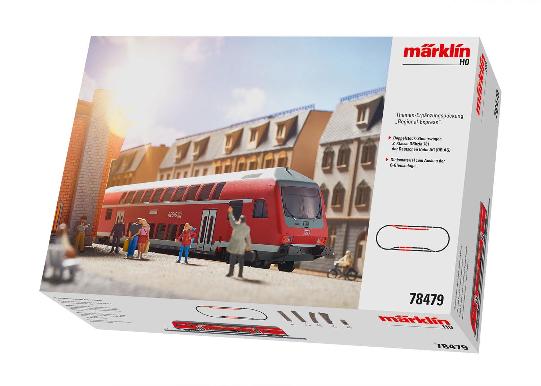 """Regional Express"" Theme Extension Set"