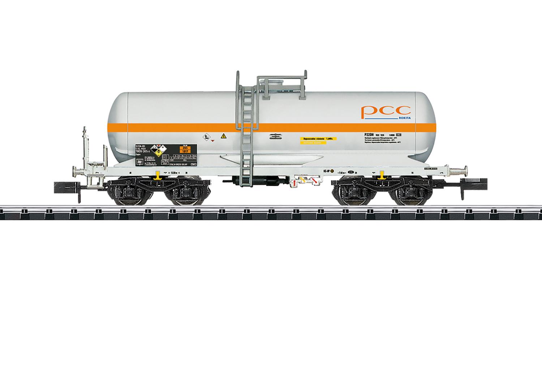 Chlorgaskesselwagen