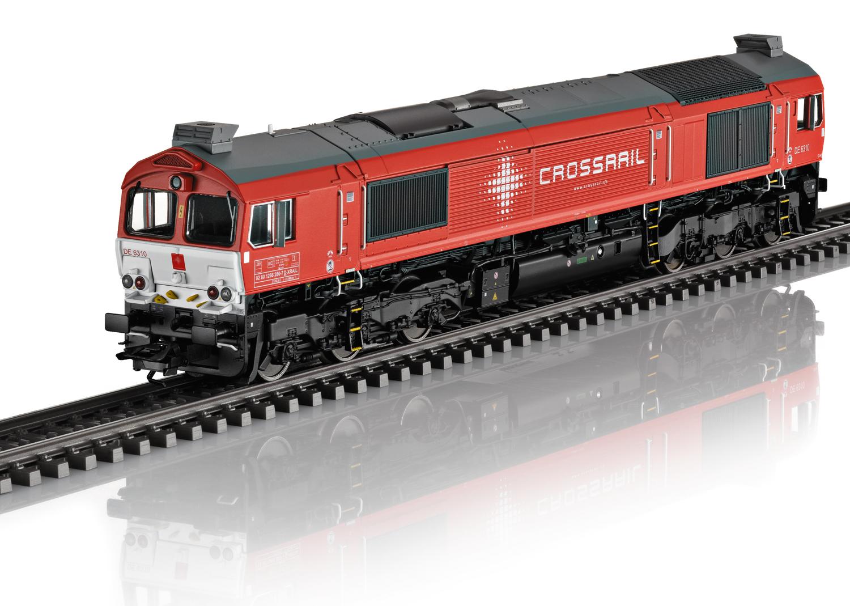 Diesellokomotive Class 77