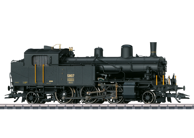 Class Eb 3/5 Tank Locomotive