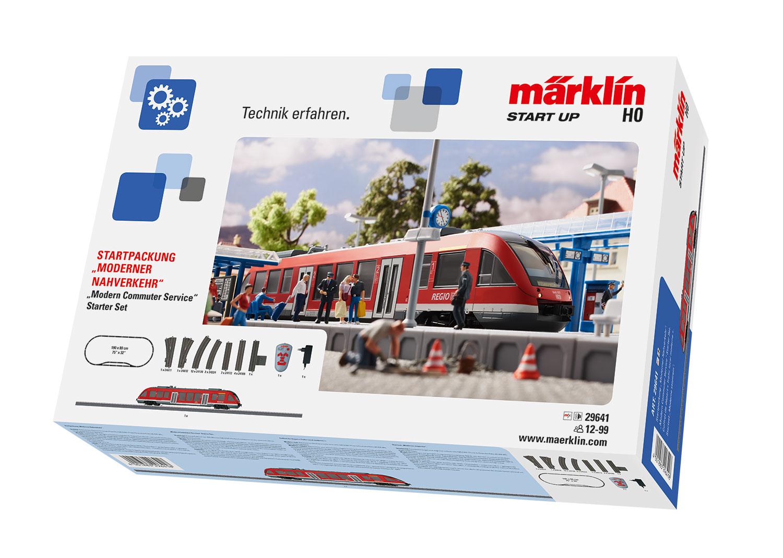 """""""Modern Commuter Service"""" Starter Set. 230 Volts"""