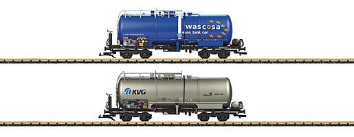 Wagenset Mineralöl-Kesselwagen