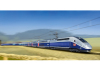 Hochgeschwindigkeitszug TGV Euroduplex