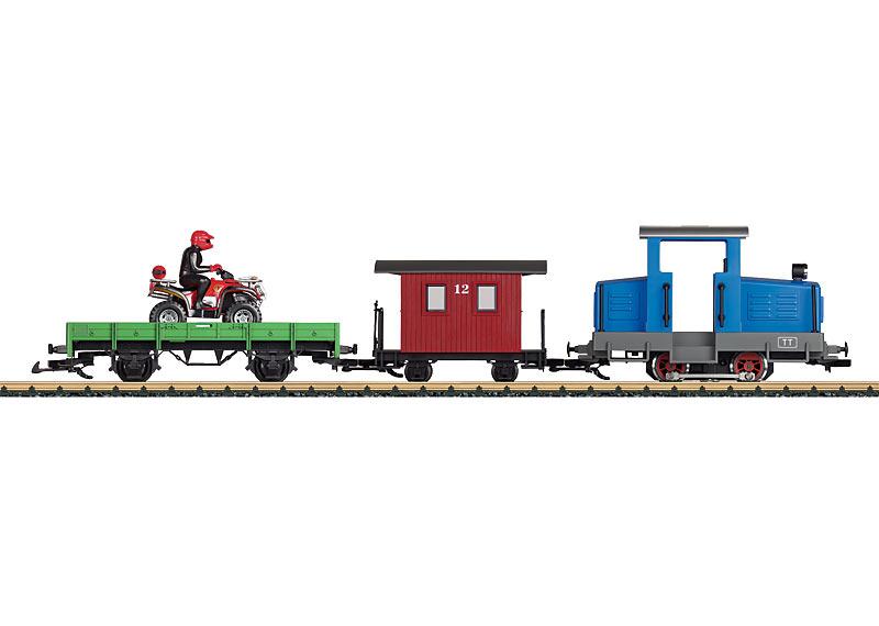Startset Toy Train
