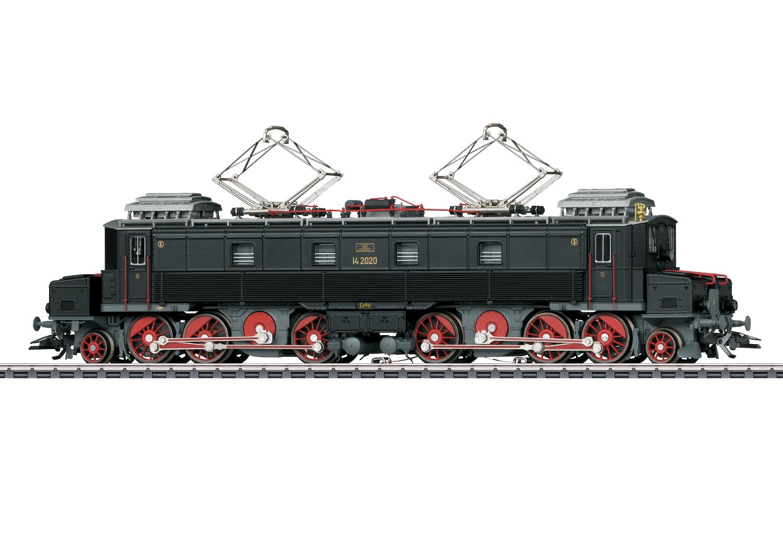 """Class Ce 6/8 I """"Köfferli"""" Electric Locomotive"""