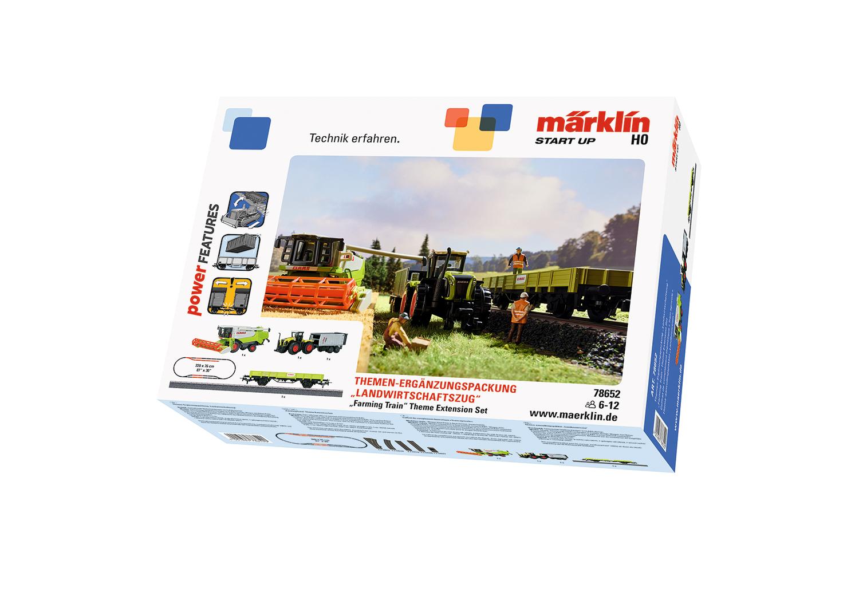 "Märklin Start up - Themen-Ergänzungspackung ""Landwirtschaftszug"""
