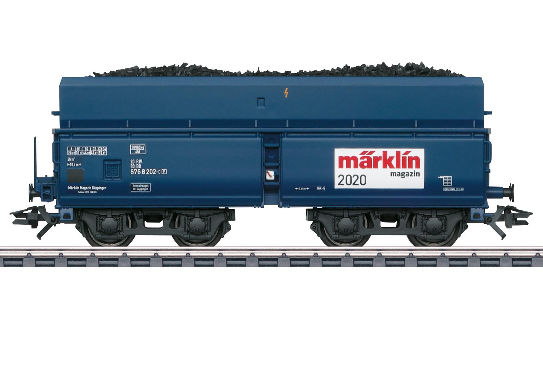 Märklin Magazin Jahreswagen H0 2020