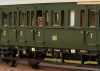 Passenger Car Set for the Class E 44.5