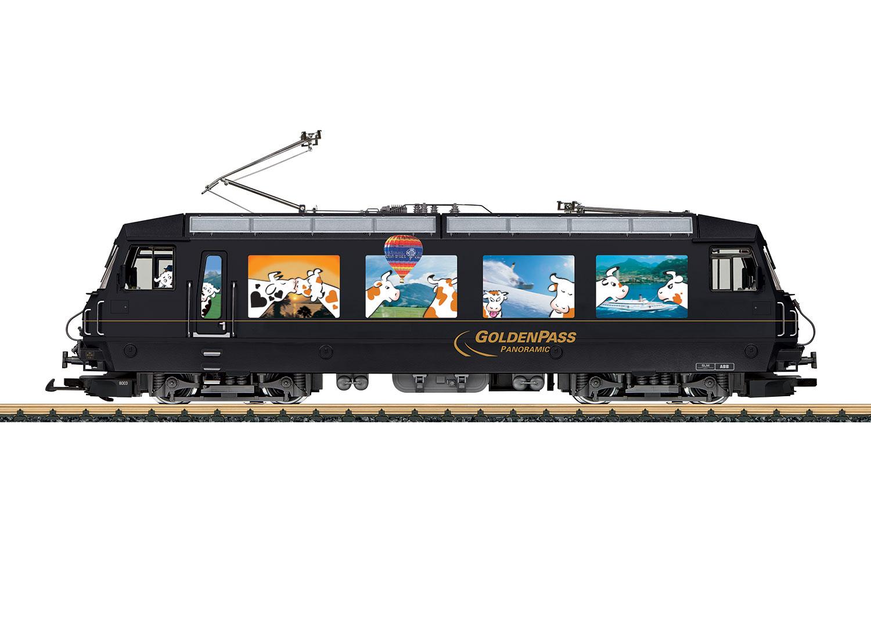 MOB Class Ge 4/4 Electric Locomotive