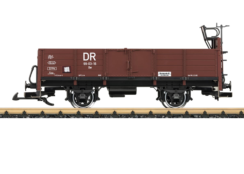 DR offener Güterwagen Ow