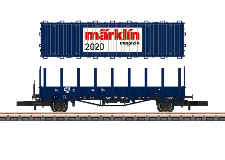 Märklin Magazin Z Gauge Annual Car for 2020
