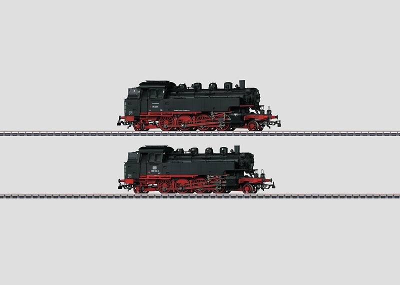 Class 86 Steam Locomotive Set.