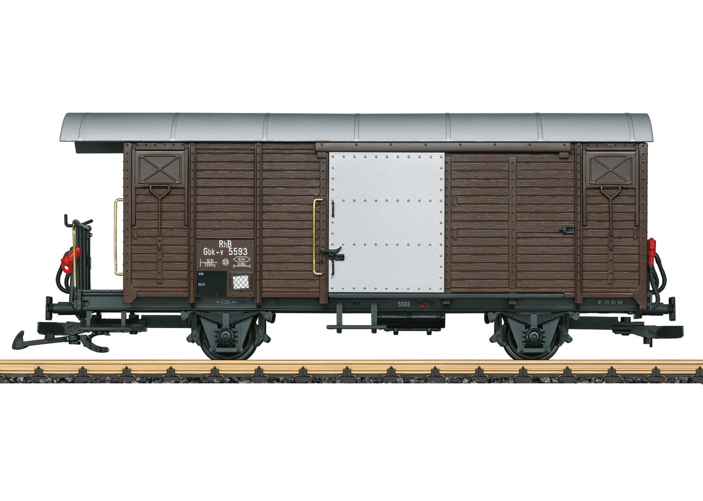 RhB Type Gbk-v Boxcar