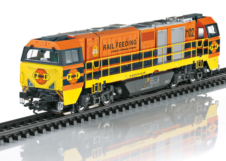 Diesellokomotive Vossloh G 2000 BB