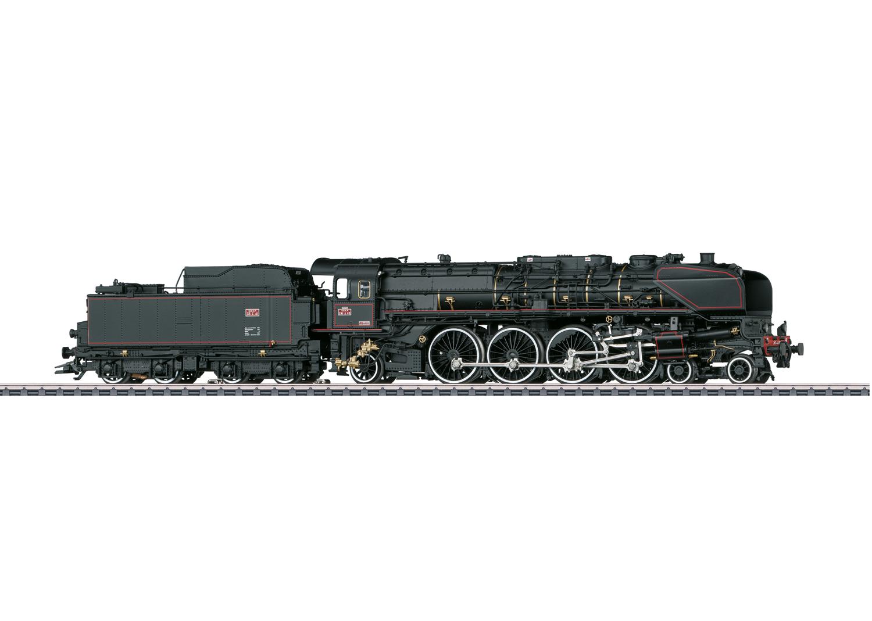 SNCF Class 241-A Express Train Steam Locomotive - Europe's