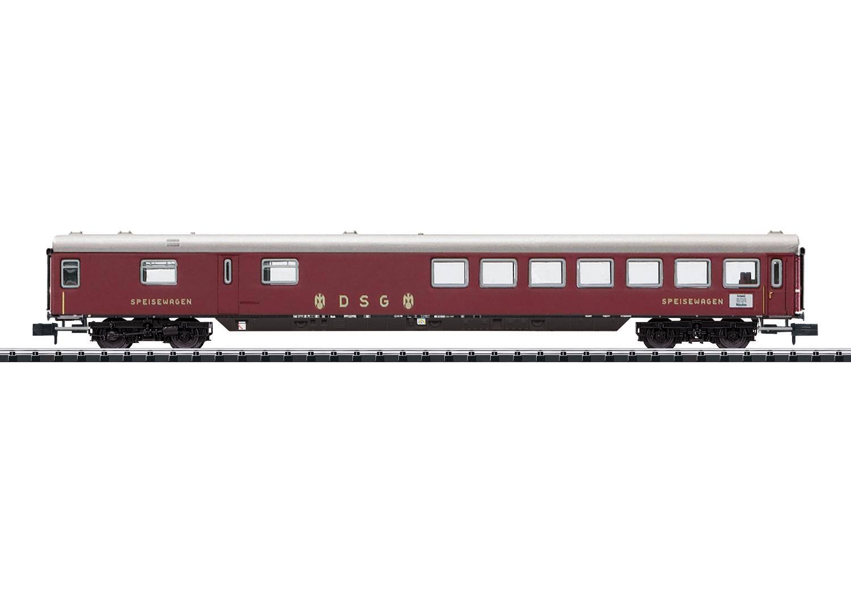 Schnellzug-Speisewagen WR4üm-64