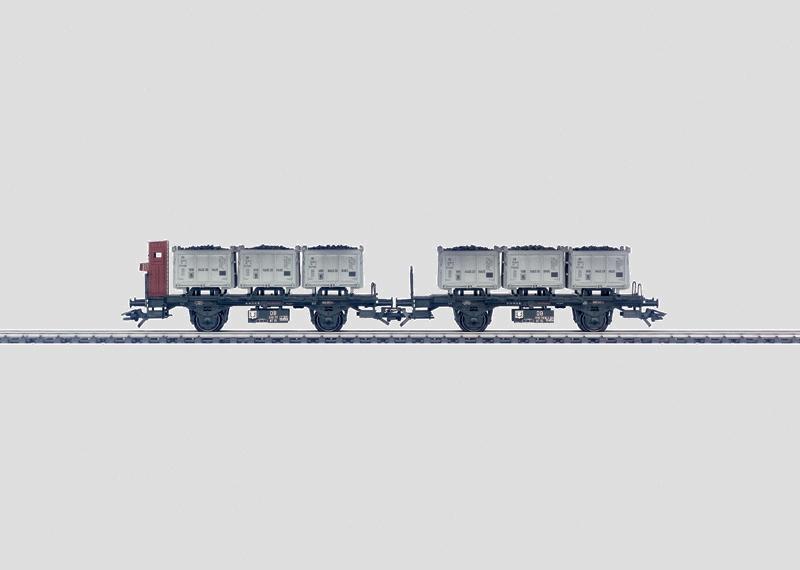 Container Transport Car Set.