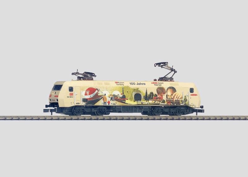 Güterzuglokomotive.