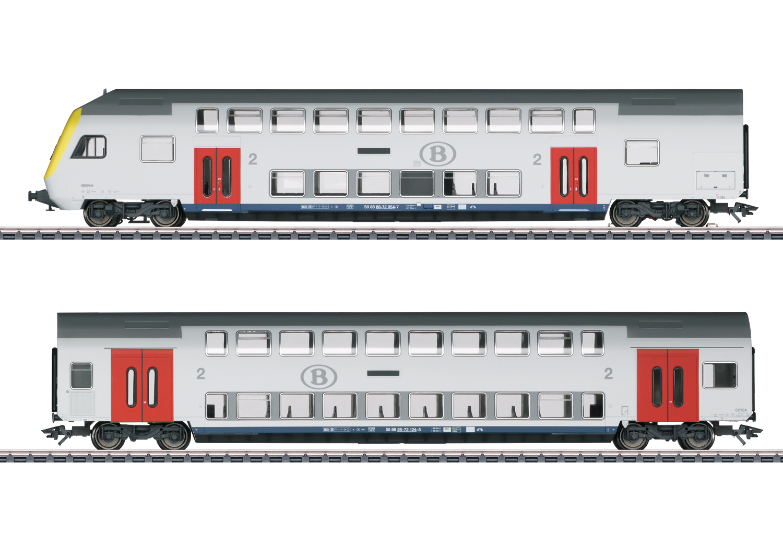 """Era VI Passenger Train"" Theme Extension Set"