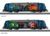 Super Heroes Diesel Locomotive