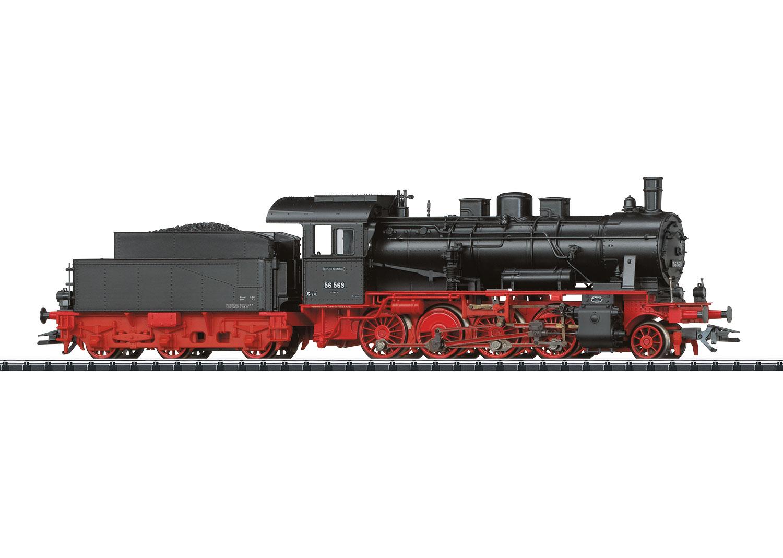 Dampflokomotive Baureihe 56.2-8