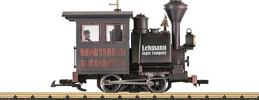 Porter-Dampflok Lehmann Sugar Company