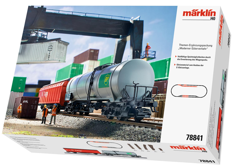"""Modern Freight Service"" Theme Extension Set"