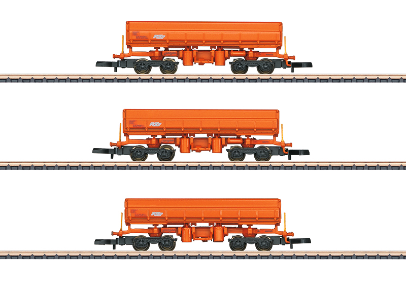 Seitenkippwagen-Set Eamos