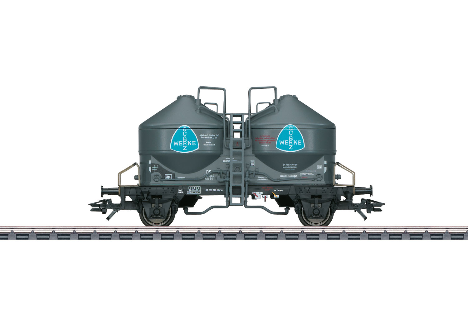 Type Kds Silo Container Car