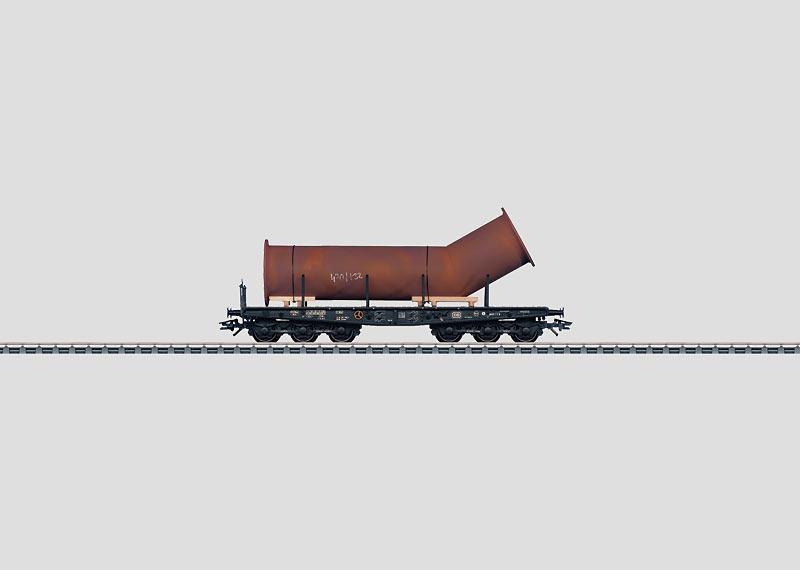Schwerlastwagen.
