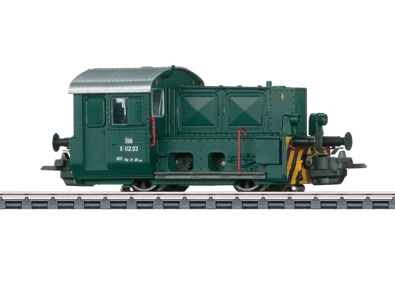 Diesellocomotor X 112