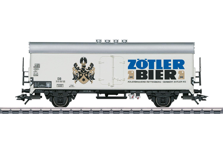 Bierkühlwagen