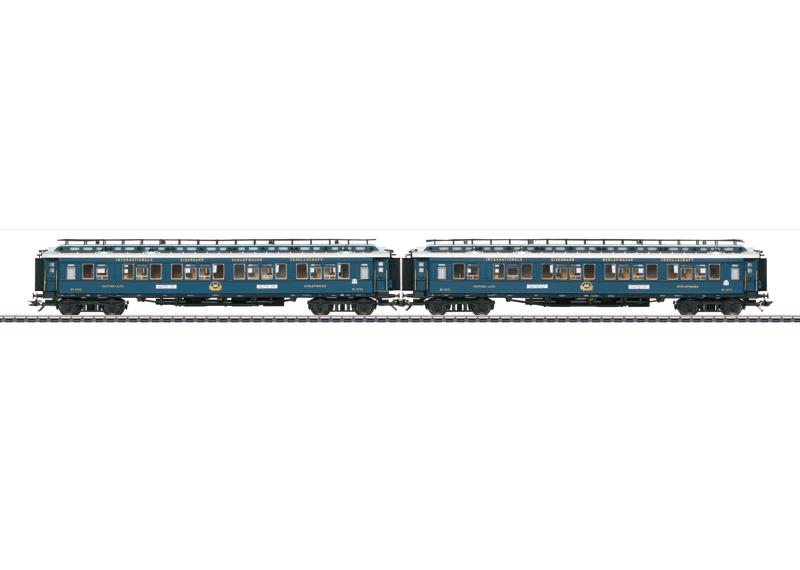Orient Express 1928 CIWL Add-On Car Set
