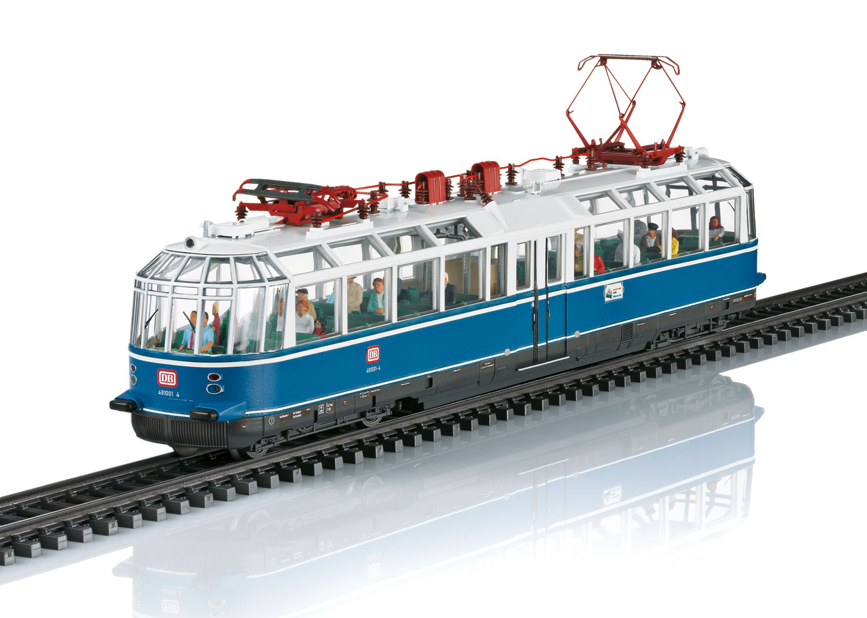 Aussichtstriebwagen Baureihe 491
