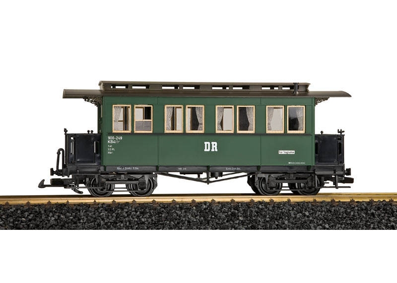 DR Personenwagen 900-249
